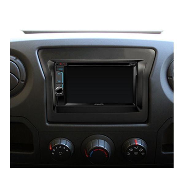 kit integration 2 din renault master 2010 autoprestige autoradio. Black Bedroom Furniture Sets. Home Design Ideas