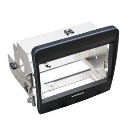 Kit integration 2 DIN PORSHE BOXTER 2012- NOIR