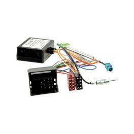 FAISCEAU AUTORADIO OPEL Meriva 2005- ISO AVEC APRES CONTACT via CAN BUS et ADAPTATEUR ANTENNE