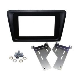 Kit integration 2 DIN SKODA RAPID 2014-