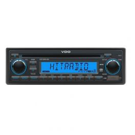 Autoradio - VDO - CD - USB MP3 - WMA 24v