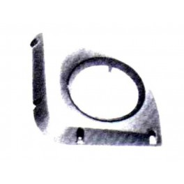 ENTRETOISES HAUT-PARLEUR FIAT PUNTO 1999- A V D165 AVEC GRILLES