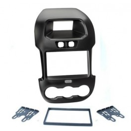 Kit integration 2 DIN FORD RANGER 2012- - AVEC ECRAN DEPORTE a Cder chez Ford 2 switch
