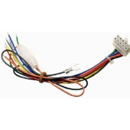 CABLE SPECIFIQUE AUTORADIO ISO PIONEER 25CM 2 X 6CX