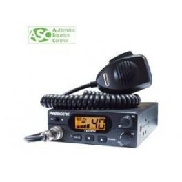 POSTE CB PRESIDENT TEDDY 40 CANAUX AMF/FM Communication et Securite Active