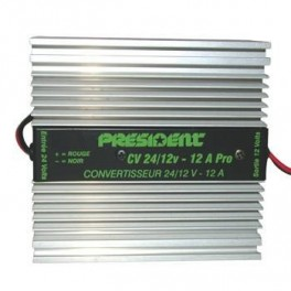 CV 24/220 V - 150 Watt CONVERTISSEURS DE TENSION   - PRESIDENT specialiste CB et accessoires CB