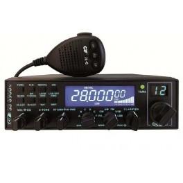 CB CRT SS 6900 N 12W AM et 40W FM