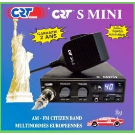 CB CRT CRT S MINI Mode : AM/FM