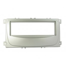FACADE AUTORADIO FORD TRANSIT CONNECT 2010-  - GRIS