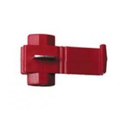 COSSES RAPIDE ROUGE 0,5/1,5mm2 sachet de 100 pieces